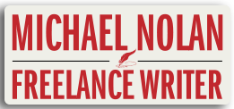 Michael Nolan Writes